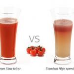 Slow Juicer vs. Centrifugal Juicer
