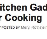 Bon Appetit kårer Hurom Slow Juicer til årets bedste køkkenmaskine