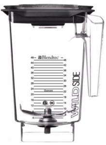 Wildside, ekstra stor kande til BlendTec Home blender