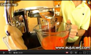 Norwalk Juicer i test mod Angel Juicer