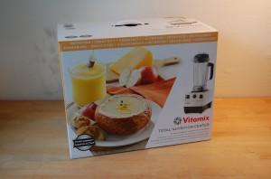 VitaMix TNC5200 i karton