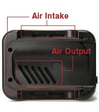 Blendtec designer forbedret air-flow