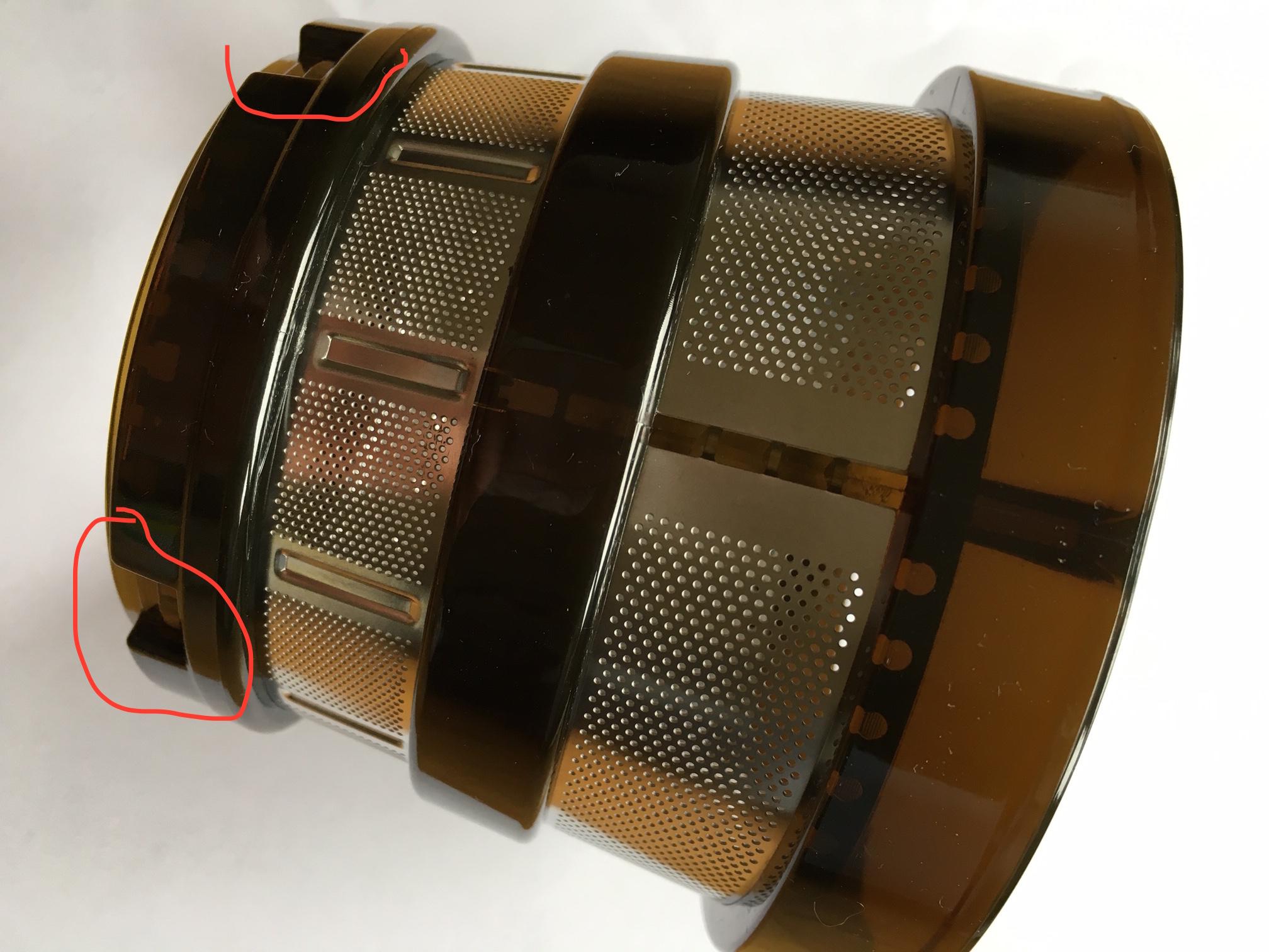 Hurom HU-702 filtersi